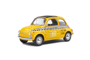 Fiat 500 Taxi New York City 1965 Yellow