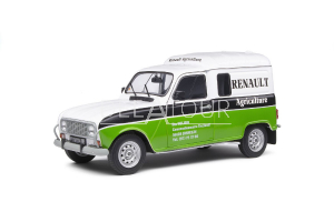 Renault R4 LF4 Van Agriculture 1988 White/Green