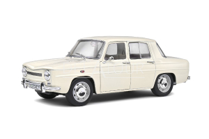Dacia 1100 1969 Renault R8 Base White