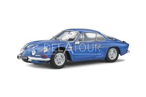 Renault Alpine A110 1600S 1969 Blue Alpine