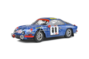 Renault Alpine A110 1600S #88 Rally Portugal 1971