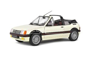 Peugeot 205 CTI MKI 1.6 Cabriolet 1989 White