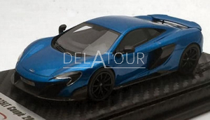 McLaren 675LT 2016 Blue