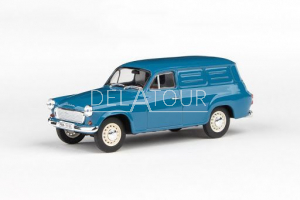 Skoda 1202 SW Station Wagon 1964 Blue