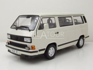 Volkswagen T3 Multivan Minibus 1992 White Line