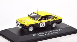 Opel Kadett C GT/E #13 Rally Mintex 1977