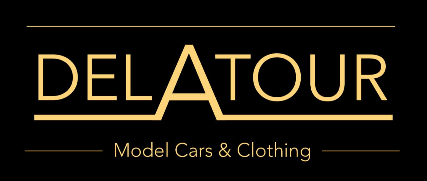 Delatour, Model Cars & Clothing